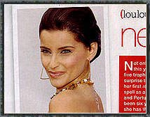 Nelly Furtado in LOULOU Magazine