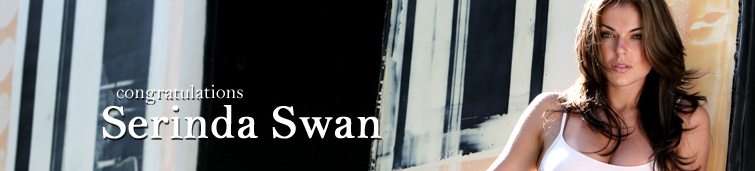 Dorinha Girl Serinda Swan in TRON: Legacy